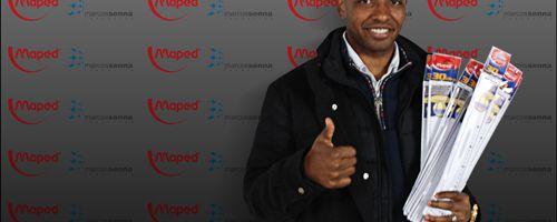 MAPED colabora con la Fundación Marcos Senna