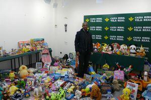 La Fundación Marcos Senna finaliza la campaña Navidades Solidarias con gran éxito de participación