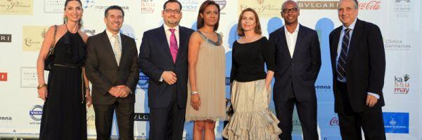 La Fundación Marcos Senna presente en la Cena de Gala de la Fórmula 1
