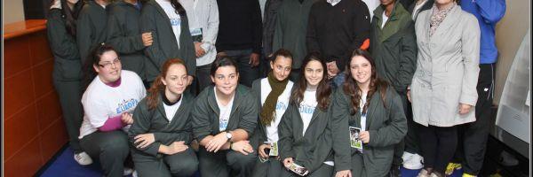 La Fundación Marcos Senna y la Fundación Cuadernos Rubio juntos en la lucha contra el absentismo escolar