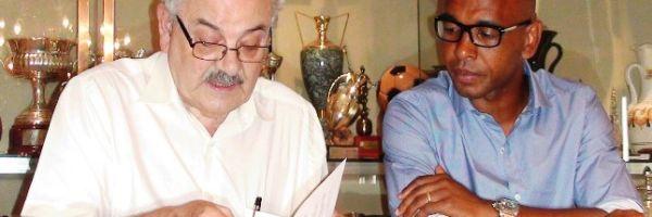 La Fundación Marcos Senna y la FFCV firman un convenio de colaboración