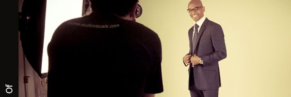 Photo Session With Marcos Senna