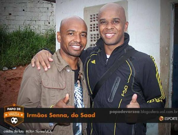 The brother of Marcos Senna celebrates family history and defends the club for which his father died.