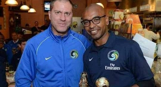 Marcos Senna appointed the player of the year