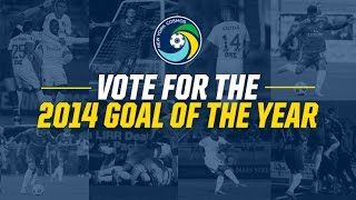 Marcos Senna nominated for the Goal of the Year of NYC´ 2014 Season