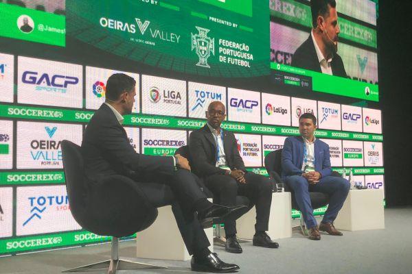 Marcos Senna invitado al SOCCEREX 2019 en Portugal