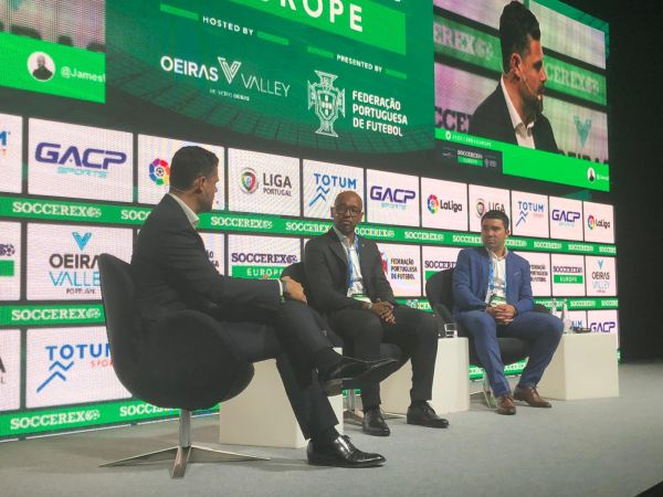 Marcos Senna invited to the SOCCEREX 2019 in Portugal