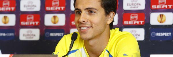 Nilmar decidido a ganar la Europa League con el Villarreal cf