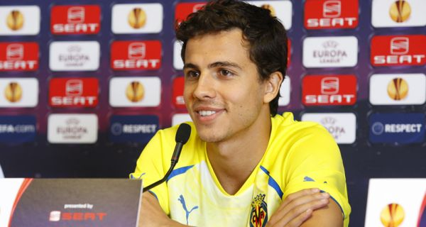 Nilmar is determined to win Europe League with Villarreal CF