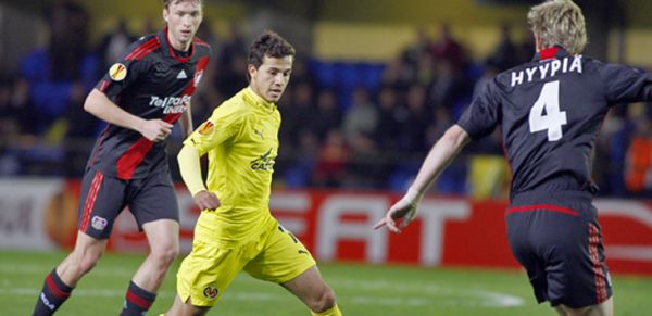 Nilmar faces his return against Bayer Leverkusen heartly.